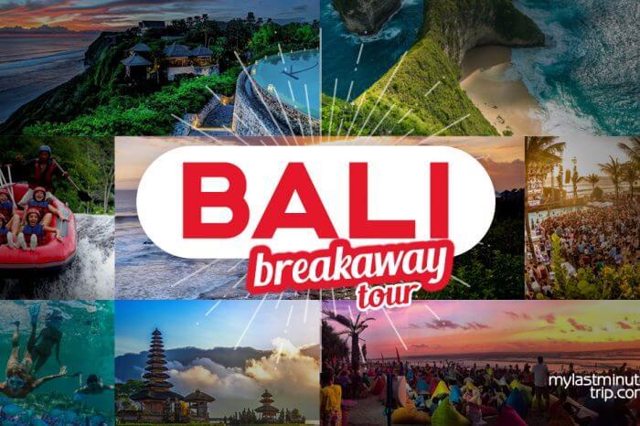 Bali Breakaway Tour
