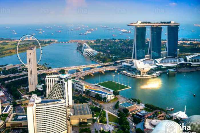 Singapore with breathtaking Cruise & Bali Tour