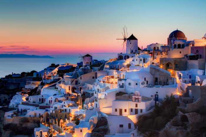 PICTURESQUE GREECE
