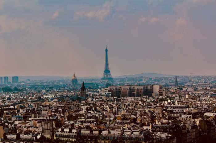 Swiss, Paris & Amsterdam