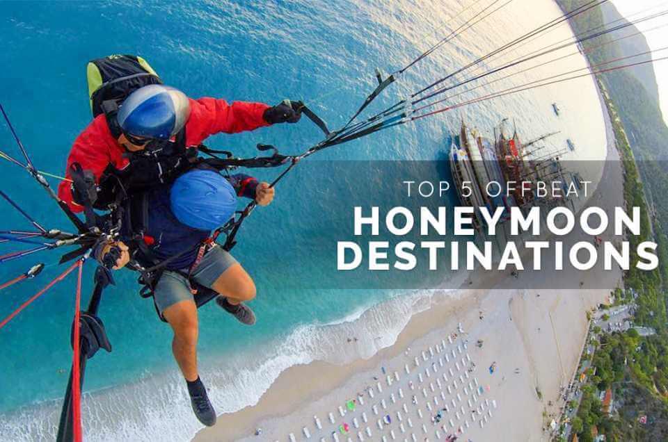 Top 5 Offbeat Honeymoon Spots